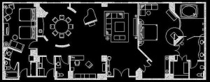 Graceland Suite at HRH