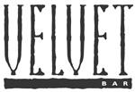 Velvet Bar Bar and Bites Menu