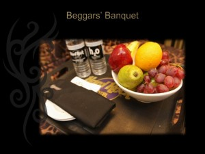 Beggars Baquet