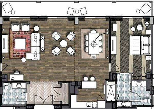 Bedroom Set Orlando