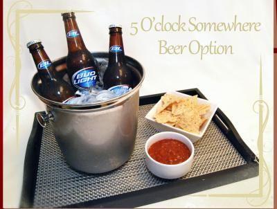 5 O'clock Somewhere Beer Option