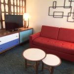 Cabana Bay Beach Resort Courtyard Family Suite Living Room Area