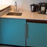 Cabana Bay Beach Resort Family Suite Kitchen Area
