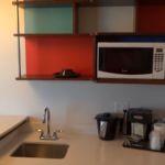 Cabana Bay Beach Resort Family Suite Kitchenette