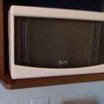 Cabana Bay Beach Resort Family Suite Microwave