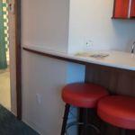Cabana Bay Beach Resort Family Suite Surfboard Counter