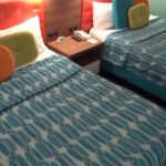 Cabana Bay Beach Resort Family Suite 2 Double Beds