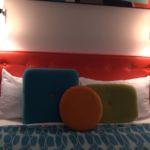 Cabana Bay Beach Resort Family Suite Bedroom Pillows