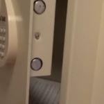 Cabana Bay Beach Resort Family Suite Wall Safe