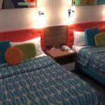 Cabana Bay Beach Resort Family Suite Beds