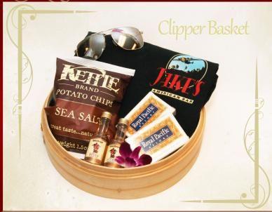 Clipper Basket