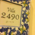 Portofino Bay Resort Villa Room 2490