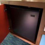 Cabana Bay Beach Resort Standard Room Refrigerator
