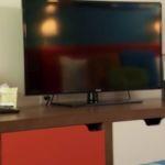Cabana Bay Beach Resort Standard Room TV