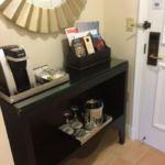 Portofino Bay Resort Villa Room Coffee