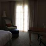 Portofino Bay Resort Villa Room Desk and Sitting Area