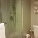 Royal Pacific Resort Shower