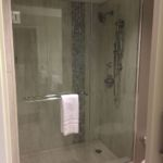 Royal Pacific Resort Renovated Room Shower