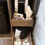 Royal Pacific Resort Coffee Butler