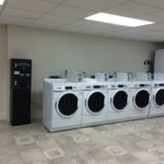 Sapphire Falls Resort Laundry Room