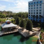 Boat Launch to CityWalk at Sapphire Falls Resort