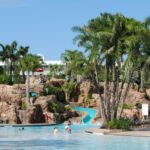 Sapphire Falls Resort Pool Slide