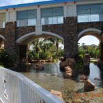 Sapphire Falls Resort Pool Walkway