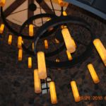 Sapphire Falls Resort Vintage Plantation Style Lights
