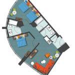 Cabana Bay Beach Resort 2 Bedroom Tower Suite