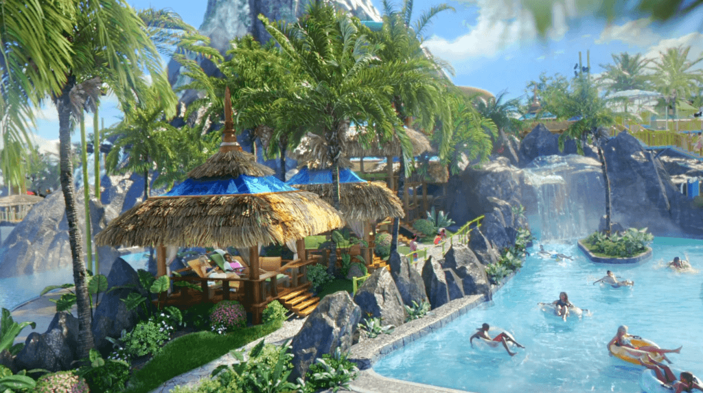 Volcano Bay Details Announced